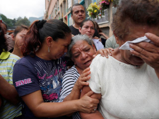 Deadly Landslide Devastates Guatemalan Neighborhood