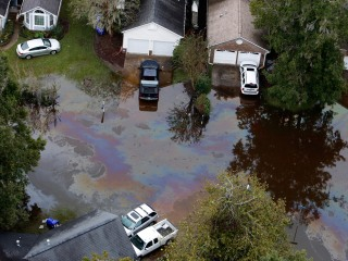South Carolina Battered by Historic Rainfall