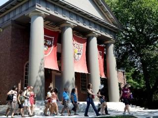 Harvard Tops U.S. News & World Report's List of Best Global Universities