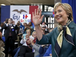 Hillary Clinton Flexes Political Muscle in Key States