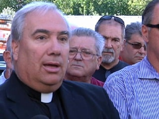 Priest Pleads Not Guilty to Pointing Musket at Boy
