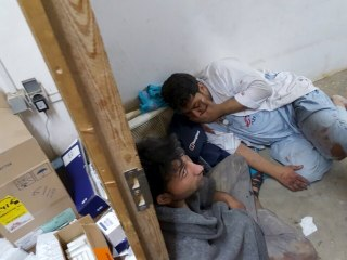 Doctors Without Borders: 33 Unaccounted For After Hospital Bombing