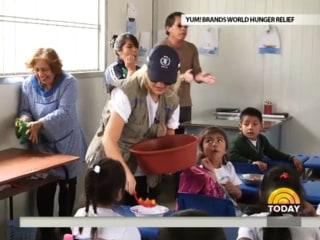Christina Aguilera: Work As U.N. Ambassador 'Makes Me Emotional'