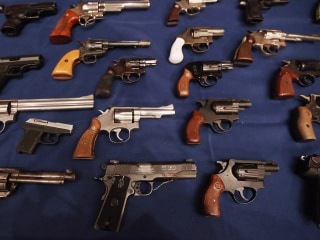Senate Democrats to Unveil Sweeping Gun Control Legislation