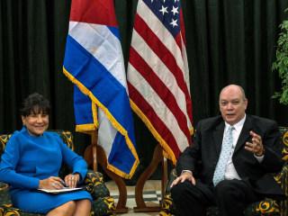Commerce Secretary Pritzker Meets With Cuban Officials In Havana