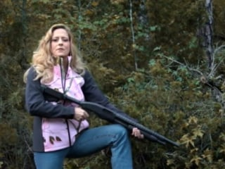 In Ad, House GOP Candidate Fires Gun, Says She's 'Huntin' RINOs'