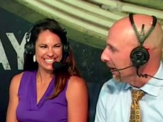 Baseball Analyst Jessica Mendoza Makes History, Draws Sexist Backlash