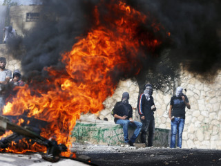 Palestinian Unrest: Carry Guns at All Times, Jerusalem Mayor Says
