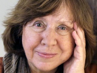 Svetlana Alexievich Wins the 2015 Nobel Prize for Literature