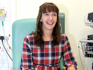 Ebola Nurse Pauline Cafferkey Back in Hospital After 'Complication'