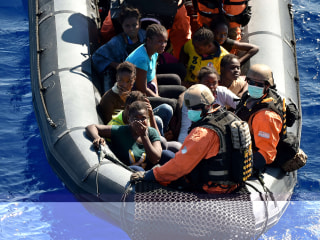 How Smugglers Are Profiting From the Migrant Crisis