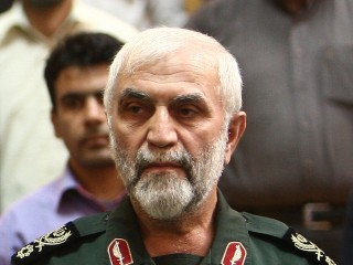 Iranian Revolutionary Guard Commander Hussein Hamedani Killed in Syria