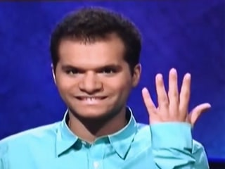 'Jeopardy!' Contestant's Smile, Attitude Is Obsessing the Internet
