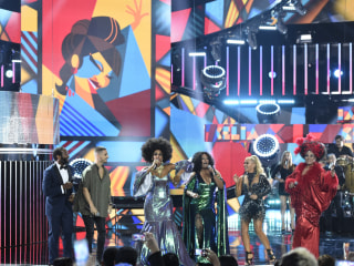 Celia Cruz Honored at Inaugural Latin American Music Awards