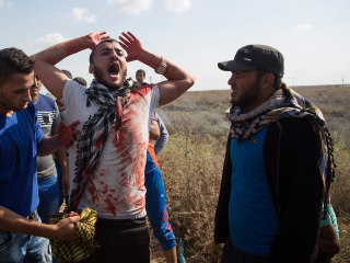 Israeli-Palestinian Clashes Erupt After Stabbings