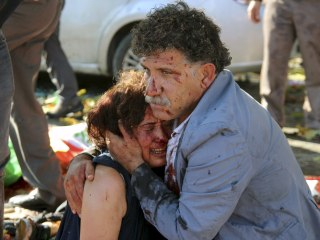 Ankara Explosions: 86 Killed, 186 Hurt Before Rally in Turkish Capital