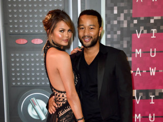 John Legend Shares Precious Photo of Chrissy Teigen With New Baby