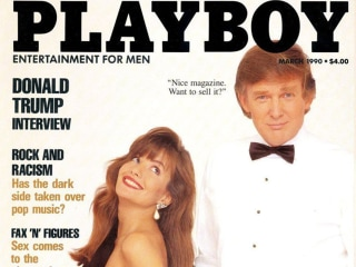 Playboy's Greatest Hits, from Marilyn to Trump