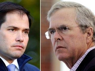 Bush, Rubio Are Biggest Ad Spenders in South Carolina