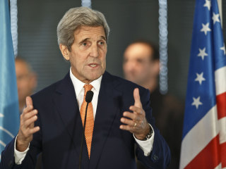 In Push to Ease Palestinian-Israeli Tensions, Secretary Kerry to Meet With Netanyahu, Abbas