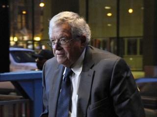 Lawyer: Former House Speaker Dennis Hastert 'Nearly Died'