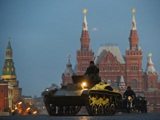 Back in the U.S.S.R.? How Today's Russia Is Like the Soviet Era
