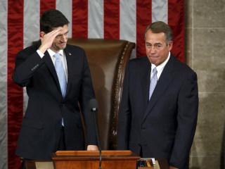 John Boehner Used 'Catholic Guilt' to Convince Paul Ryan to Take House Speaker Job