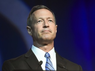 Martin O'Malley Withdraws From Race to Lead DNC