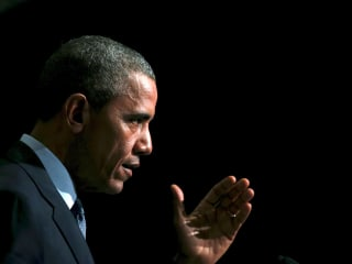 President Obama Briefs the Nation on Homeland Security