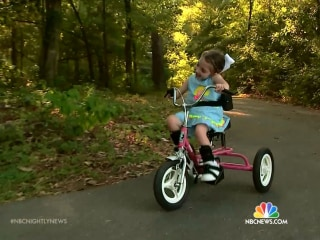 How One Louisiana Man Makes Dreams Come True for Special Needs Children