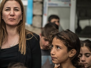 Vian Dahkil Fights to Save Yazidis From Extermination by ISIS