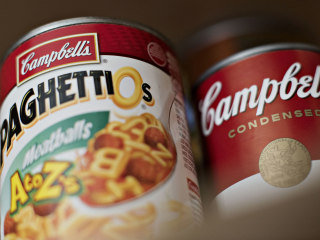 Campbell Soup Breaks Food Industry Ranks, Backs National GMO Labeling