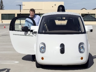 Google Robot Car Bears 'Some Responsibility' in California Accident