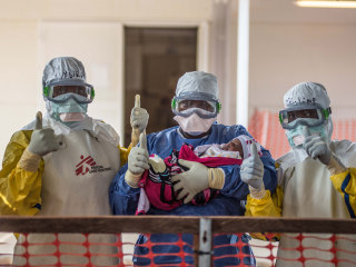Ebola Might Not Make Some People Sick, Study Finds