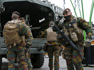 Paris Attacks Investigation Continues as Belgium Remains on Lockdown
