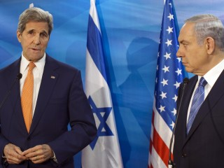 Kerry Arrives in Israel for Talks With Netanyahu, Abbas
