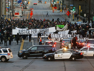 One Cleared, 2 More Questioned in Shooting Near Black Lives Matter Protest