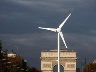 Paris Pledges Could Limit Most Extreme Warming Scenarios, Study Says
