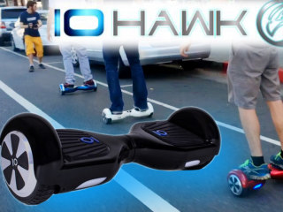 Looking Into a Hoverboard for the Holidays? Slow Your Roll