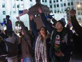 Second Night of Chicago Protests After Shooting Video Released