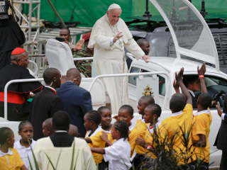 Pope in Kenya: God's Name Can't Be Used to 'Justify Hatred'