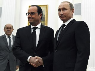 France, Russia To Exchange Intelligence in Syria Bombing Campaigns