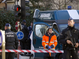 Belgium Lowers Alert Level but Says Threat Still 'Serious'