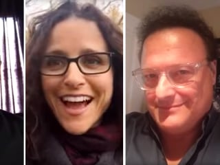 See 'Seinfeld' Stars' Sweet Video Messages for Fan With Cancer