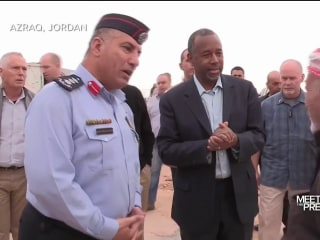 Ben Carson on Syrian Crisis: 'Look at What Has Worked'