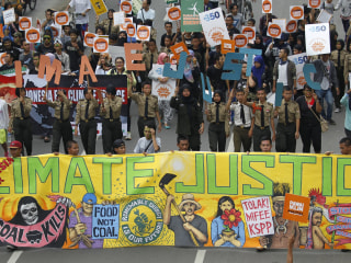 Climate Conference Sparks Global Protests