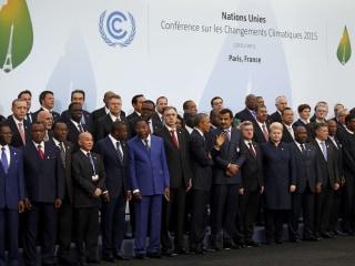 At Climate Talks, Obama Tries Distinguishing Paris From Copenhagen