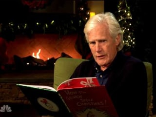 Watch 'Dateline's' Keith Morrison Read 'The Grinch'