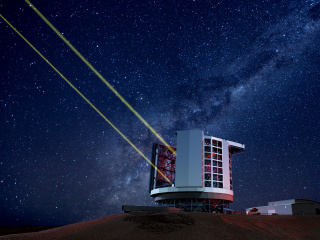 Is There Anybody Out There? New Giant Telescope Aims to Find Out