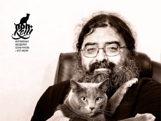 Russian Orthodox Priests Hug Cats for New 2016 Calendar